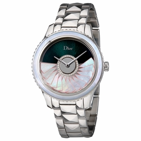 Dior CD153B11M002 Dior VIII Grand Bal Ladies Automatic Watch