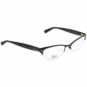 DIOR CD37650BKS53 CD3765 Ladies  Eyeglasses