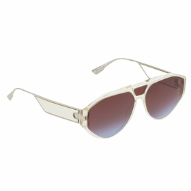 Dior DIOR CLAN1 040G YB 61 Clan 1 Ladies  Sunglasses