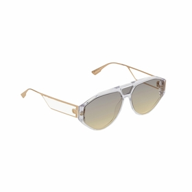 Dior DIOR CLAN1 0900 1I 61 Clan 1 Ladies  Sunglasses