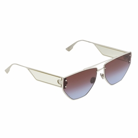 Dior DIOR CLAN2 0010 YB 61 Clan 2 Ladies  Sunglasses