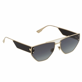 Dior DIOR CLAN2 0J5G 1I 61 Clan 2 Ladies  Sunglasses