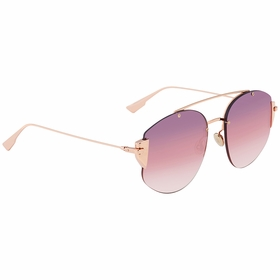 Dior Dior Stronger DDB/FF 58 Stronger Ladies  Sunglasses