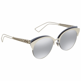 Dior DIORAMACLUB 2BW/0T 55 Diorama Club Ladies  Sunglasses