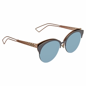 Dior DIORAMACLUB FBX/A4 55 Diorama Club Ladies  Sunglasses
