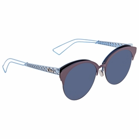 Dior DIORAMACLUB FHT/A9 55 Diorama Club Ladies  Sunglasses