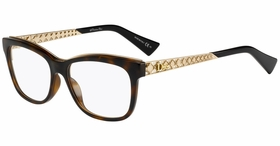 Dior DIORAMAO1 EOG 53  Ladies  Eyeglasses