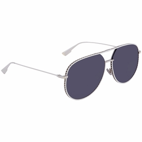 Dior DIORBYDIOR0102K60 Dior by Dior Ladies  Sunglasses