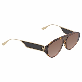 Dior DIORCLAN108661 Clan 1 Ladies  Sunglasses