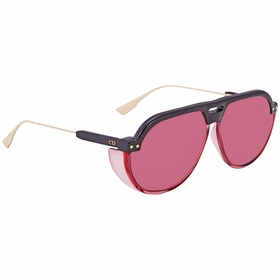 Dior DIORCLUB33H261 Club 3 Ladies  Sunglasses