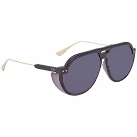 Dior DIORCLUB3S08AIR61 Club 3 Ladies  Sunglasses