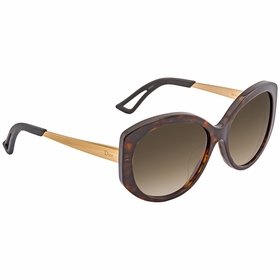 Dior DIOREXTASEF QSH/HA EXTASE Ladies  Sunglasses