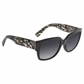 Dior DIORFLANELLEF 2X556HD 56 Flanelle Ladies  Sunglasses