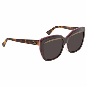 Dior DIORGRAPHICF 3C4575S 57 Graphic Ladies  Sunglasses