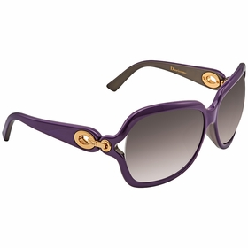Dior DIORI2FNS 0EWR 63  Ladies  Sunglasses