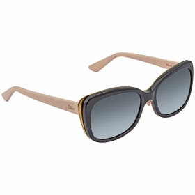 Dior DIORIFIC2N 83C3/HD 55 Diorific Ladies  Sunglasses