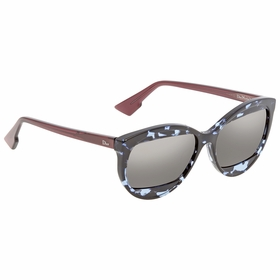 Dior DIORMANIA2 889/UE 57 Diormania Ladies  Sunglasses