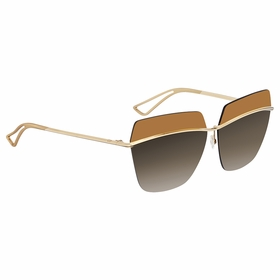 Dior DIORMETALLIC 000 63 Metallic Ladies  Sunglasses