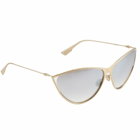 Dior DIORNEWMOTARD 0000 65  Ladies  Sunglasses