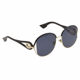 Dior DIORNEWVOLUTE 0RHL 57 New Volute Ladies  Sunglasses