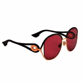 Dior DIORNEWVOLUTE 0S9E 57 New Volute Ladies  Sunglasses
