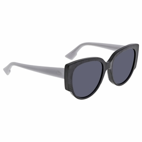 Dior DIORNIGHT1 RIU/72 55 Night Ladies  Sunglasses