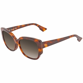 Dior DIORNIGHTF 05L57HA 55 Night Ladies  Sunglasses
