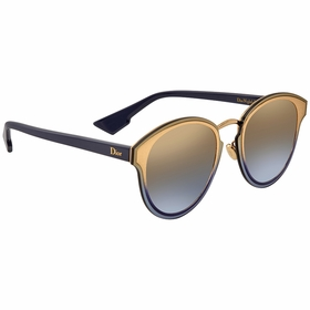 Dior DIORNIGHTFALL LKS/X5 65 Nightfall Ladies  Sunglasses