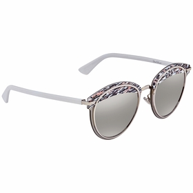 Dior DIOROFFSET1 W6Q/0T 62 Offset Ladies  Sunglasses