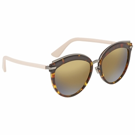 Dior DIOROFFSET2 01K/83 55 Offset Ladies  Sunglasses