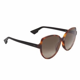 Dior DIORONDE2 45FC/HA 58  Ladies  Sunglasses