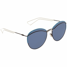Dior DIOROUND 003/KU 57 Dioround Ladies  Sunglasses