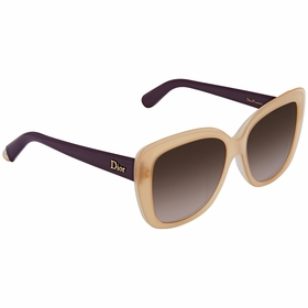Dior DIORPROMESS E23IF56 Promesse Ladies  Sunglasses