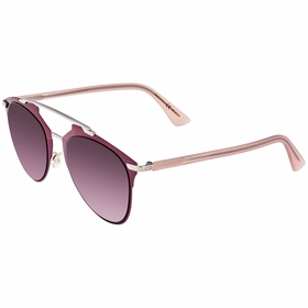 Dior DIORREFLECTED 1RQ/P7 52 Reflected Ladies  Sunglasses