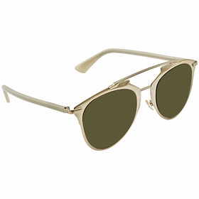 Dior DIORREFLECTED TUP/1E 52 Reflected Ladies  Sunglasses