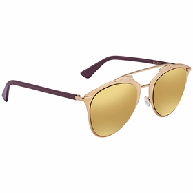 Dior DIORREFLECTED YC2/K1 52 Reflected Ladies  Sunglasses