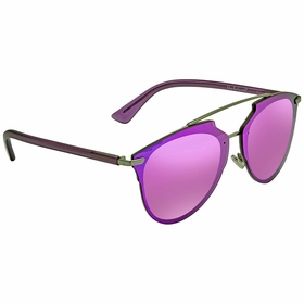 Dior DIORREFLECTEDP 6LB/TE 63 Reflected Ladies  Sunglasses