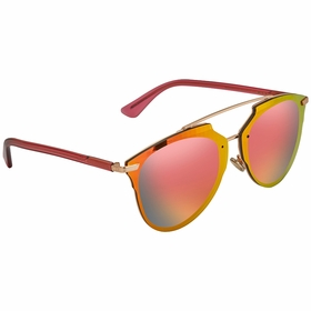 Dior DIORREFLECTEDP S6D/RR 63 Reflected Ladies  Sunglasses