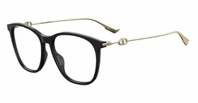 Dior DIORSIGHTO3 0807 55  Ladies  Eyeglasses