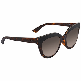 Dior DIORSOFT1F EDJ/HA Soft 1 Ladies  Sunglasses