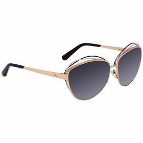 Dior DIORSONGE JPF 62 Songe Ladies  Sunglasses