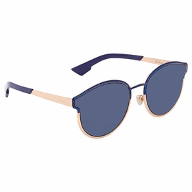 Dior DIORSYMMETRIC NUM/A9 60 Symmetric Ladies  Sunglasses