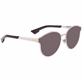Dior DIORSYMMETRIC O3T/2K 60 Symmetrics Ladies  Sunglasses