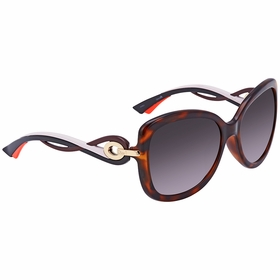 Dior DIORTWISTING JXH 58 Twisting Ladies  Sunglasses