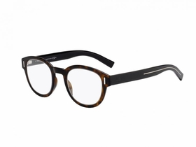 Dior FRACTIONO3 0086 47  Mens  Eyeglasses
