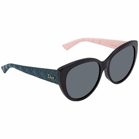 Dior LADY1RFS 0GS7 58 Lady Ladies  Sunglasses