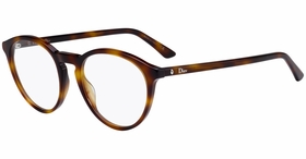 Dior MONTA53 0086 50  Ladies  Eyeglasses
