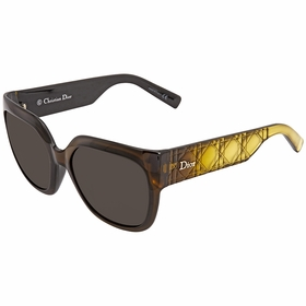 Dior MYDIOR3N FJT 57 My Dior Ladies  Sunglasses