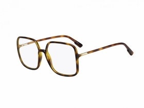Dior SOSTELLAIREO1 0086 57  Ladies  Eyeglasses