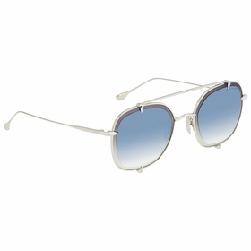 Dita 23009-A-SLV-54 Talon-Two Unisex  Sunglasses